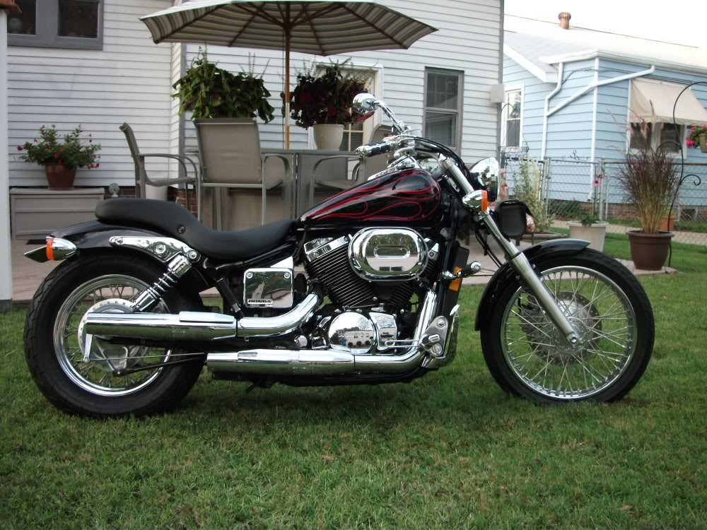 Honda Shadow Spirit 750DC (VT 750 DC) #1