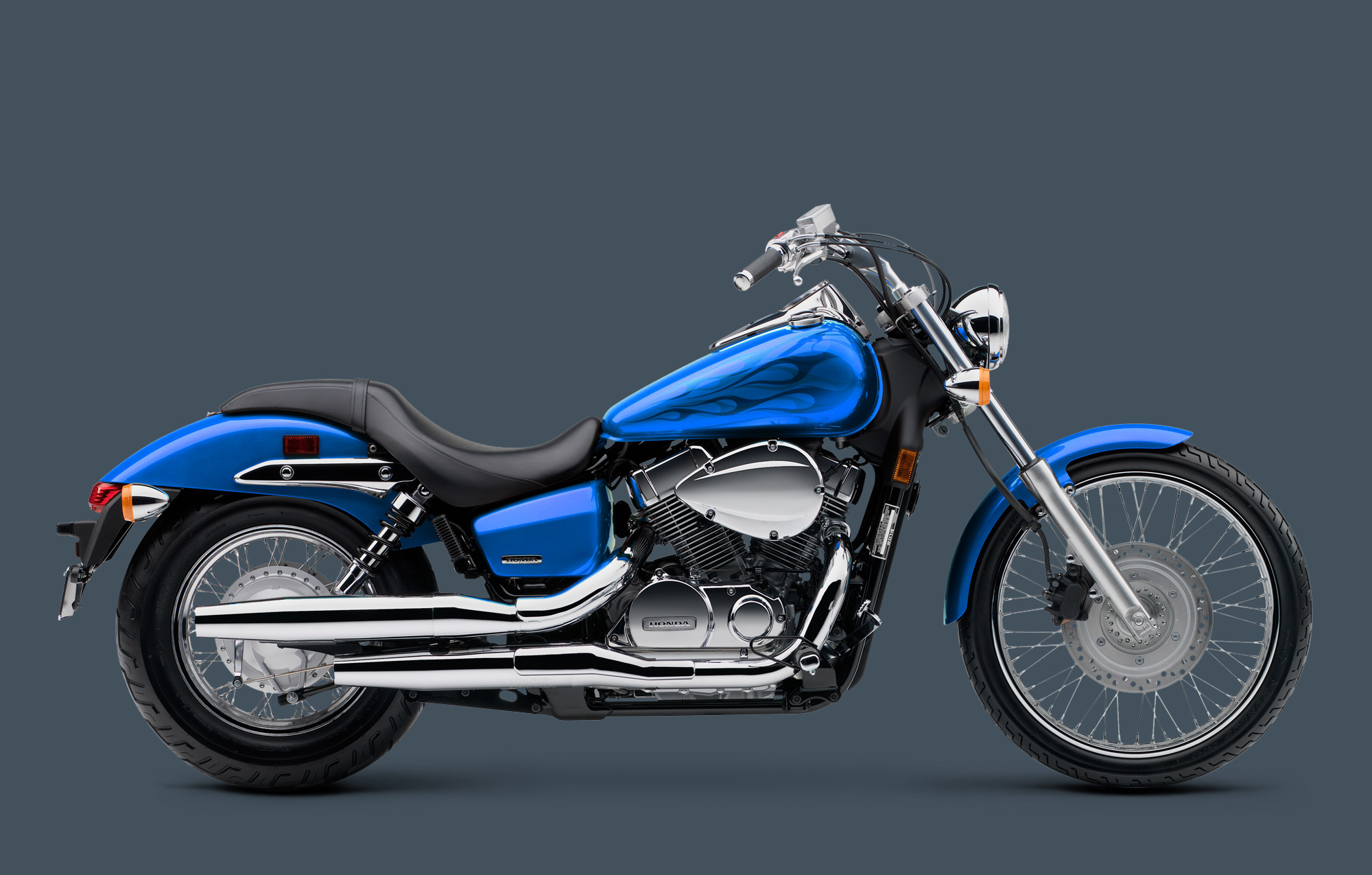 Honda Shadow Spirit #3