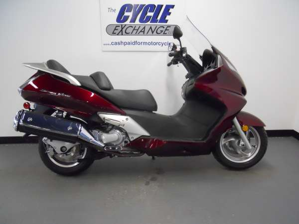 2009 Honda Silver Wing ABS #1