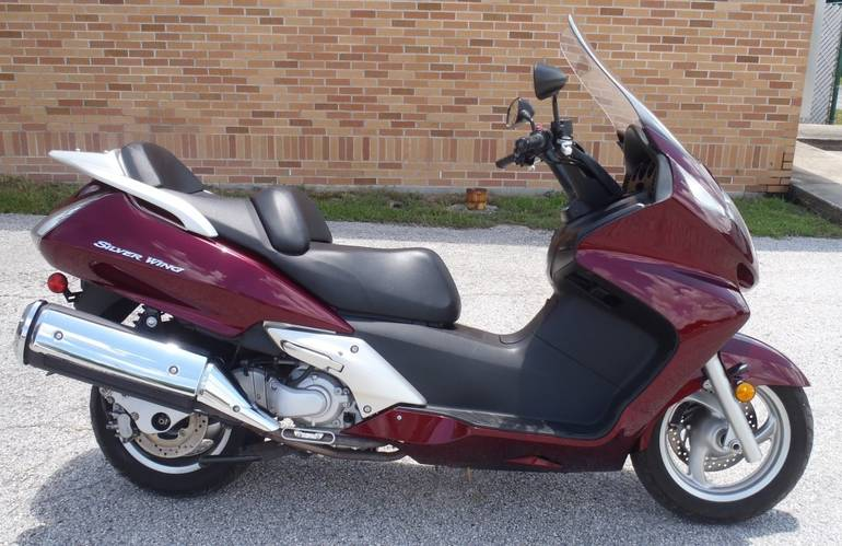 2010 Honda Silver Wing ABS #7
