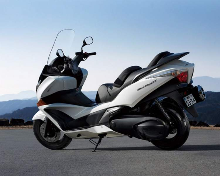 2010 Honda Silver Wing ABS #3
