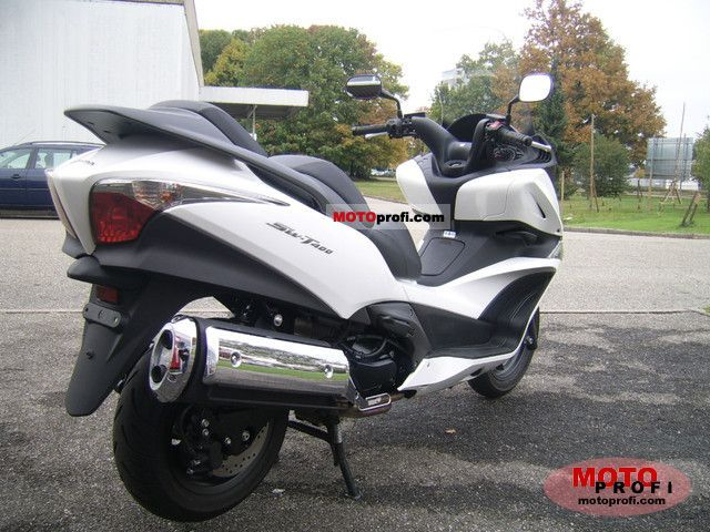 2010 Honda Silver Wing ABS #1