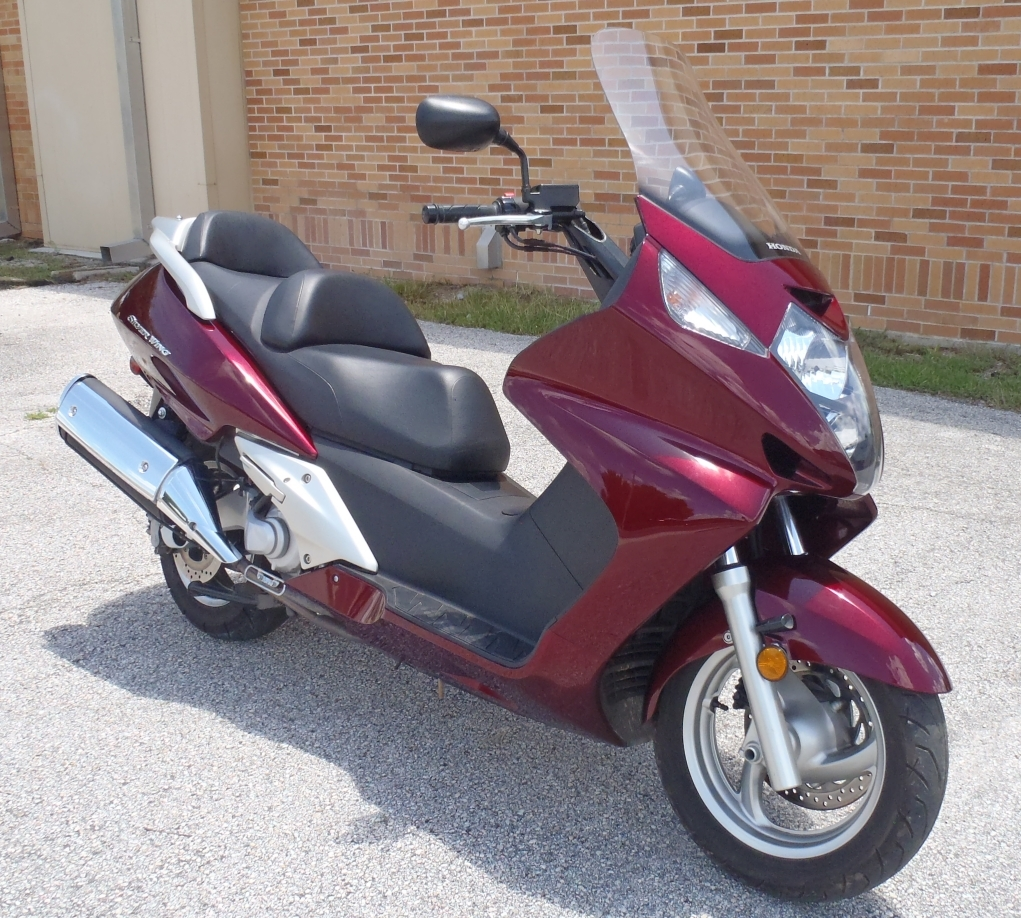 2010 Honda Silver Wing ABS #5