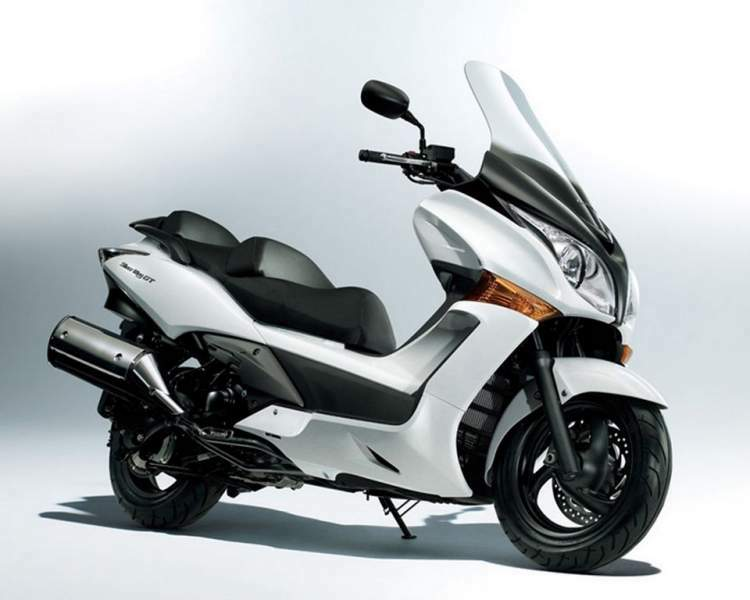 2010 Honda Silver Wing ABS #10