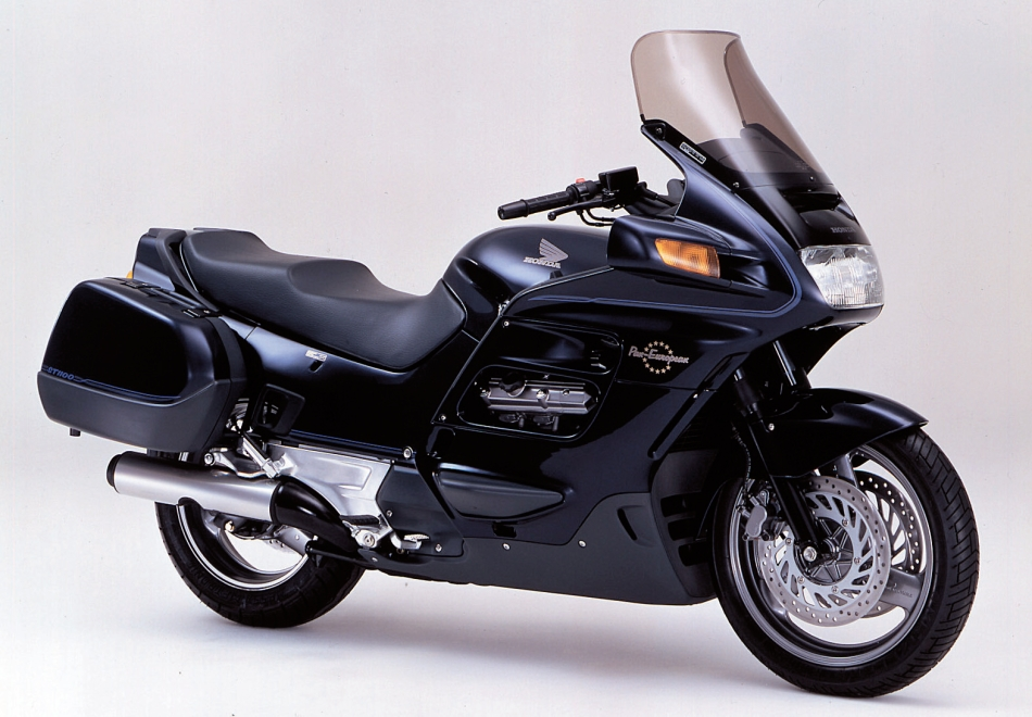 1997 Honda ST1100 Pan-European STD #6