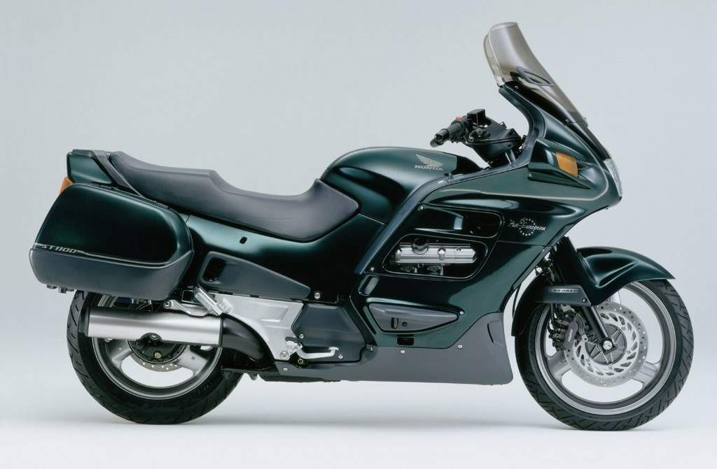1997 Honda ST1100 Pan-European STD #5
