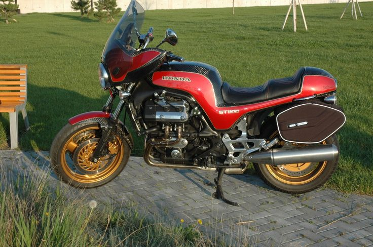 1993 Honda ST1100 Pan-European #10