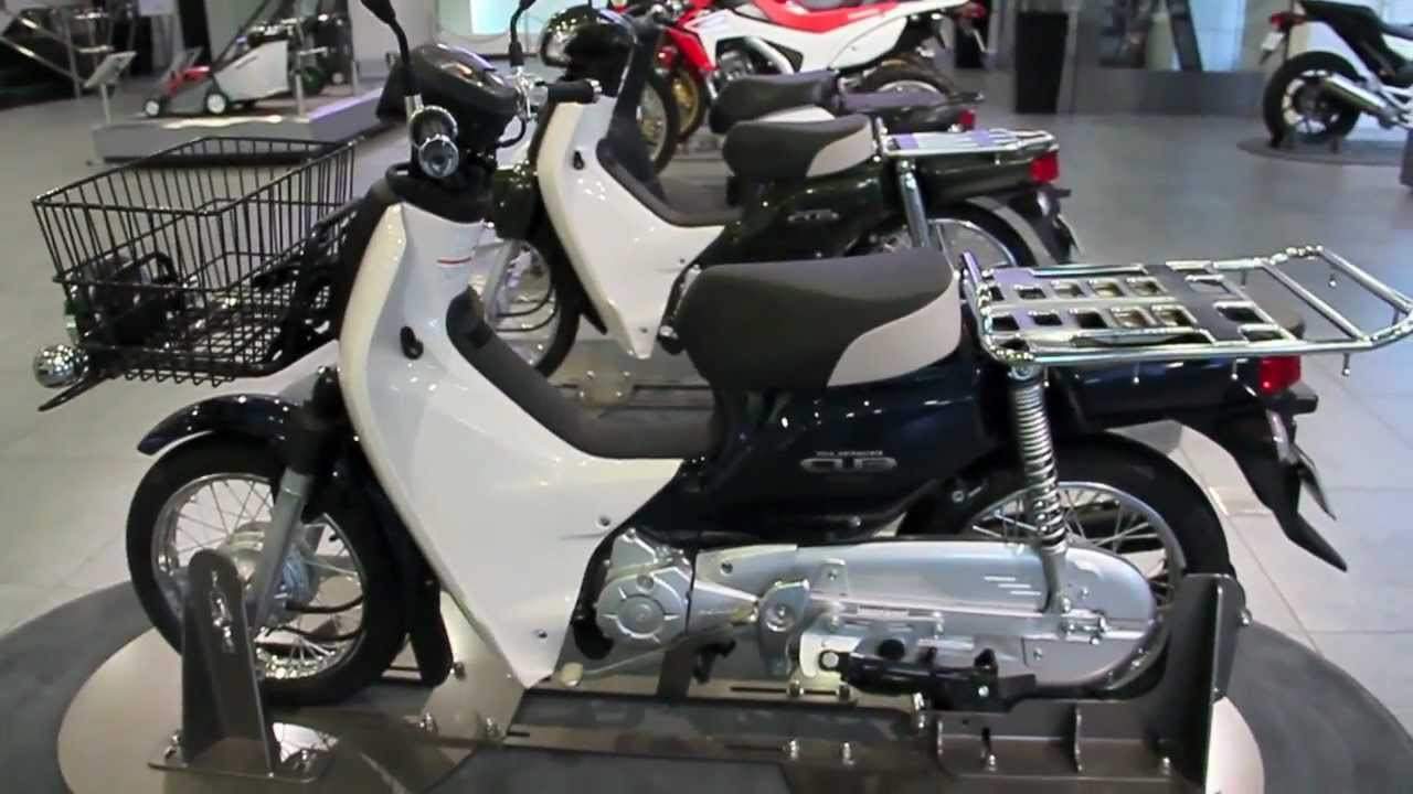 Honda Super Cub 110 Photos Informations Articles Bikes Bestcarmag Com