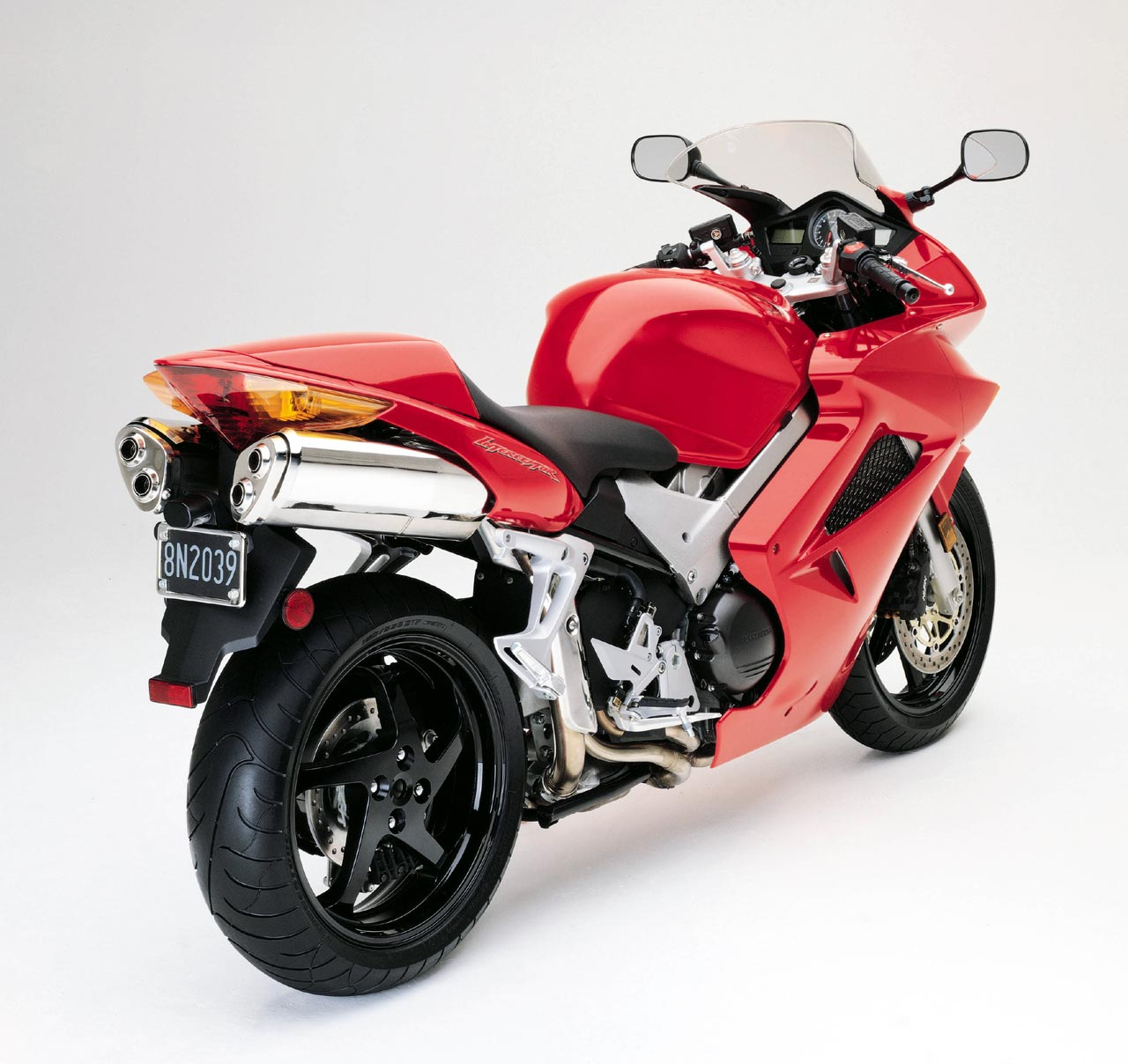 2010 Honda VFR800 Interceptor ABS #2