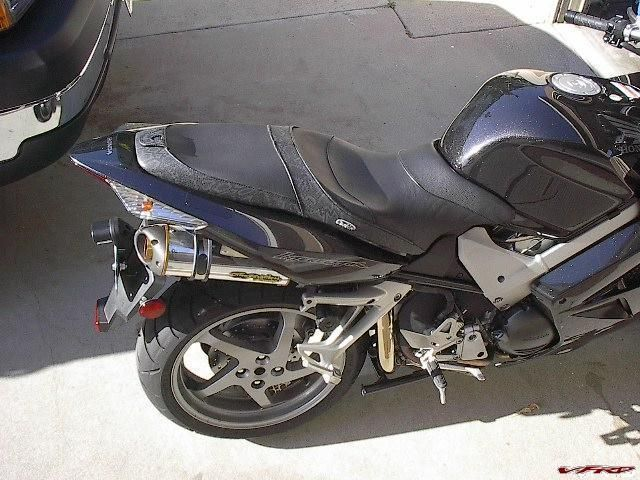 2010 Honda VFR800 Interceptor ABS #10