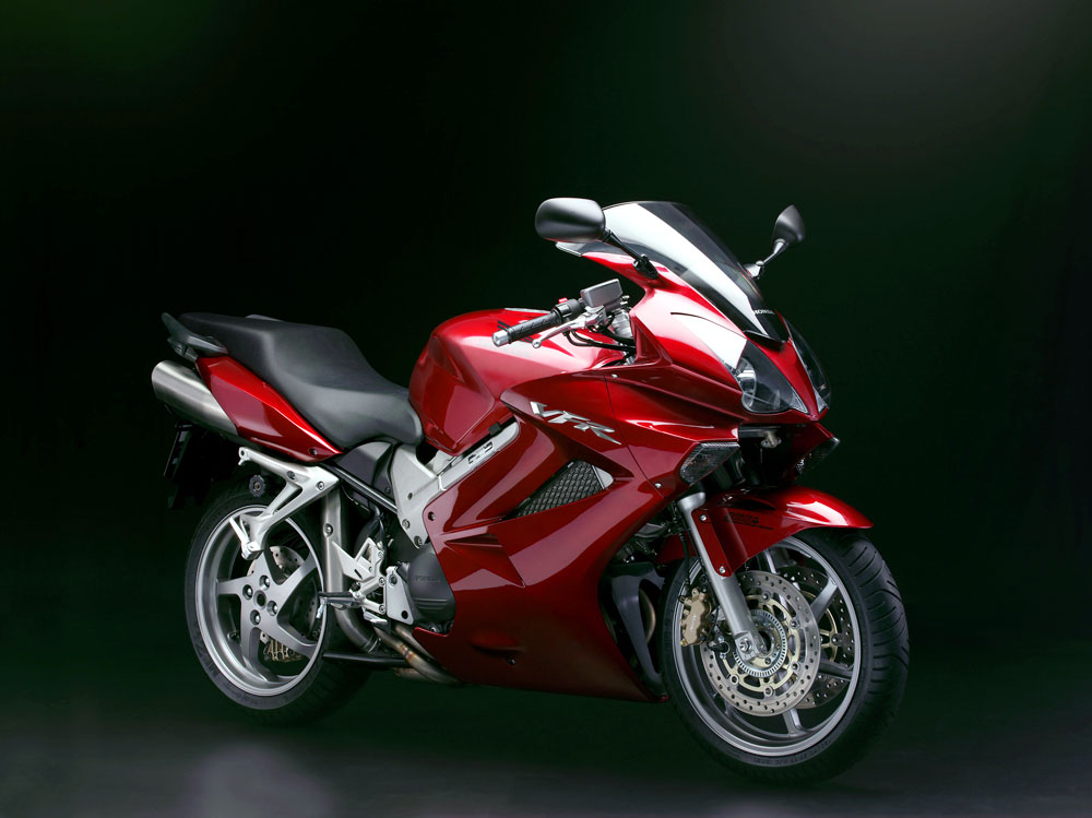 2010 Honda VFR800 Interceptor ABS #9