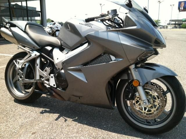2010 Honda VFR800 Interceptor ABS #8