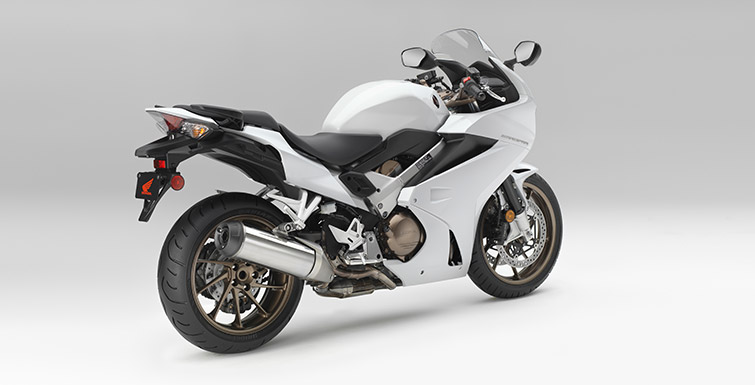 Honda VFR800 Interceptor #4