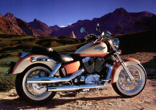 Honda VT1100C2 Shadow #1