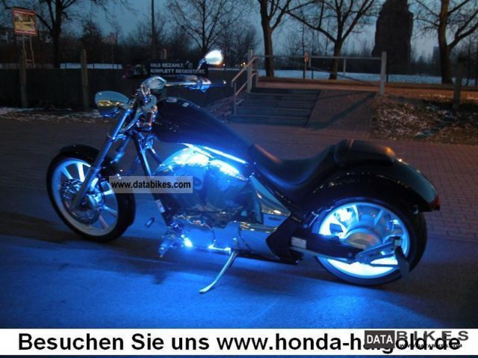 Honda VT1300CS ABS #5