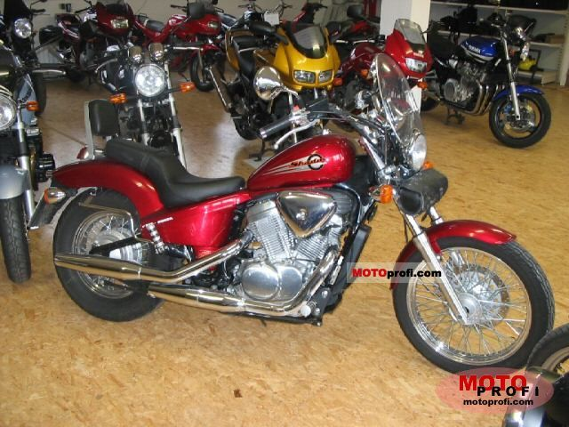1995 Honda VT600C Shadow #10