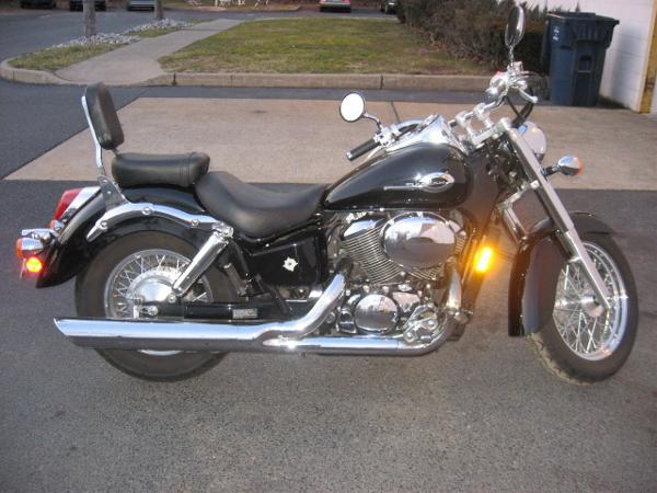 Honda VT750CD Shadow A.C.E. Deluxe #4