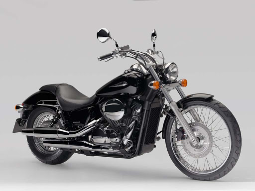 2009 Honda VT750DC Shadow Spirit #5