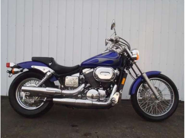 2009 Honda VT750DC Shadow Spirit #9
