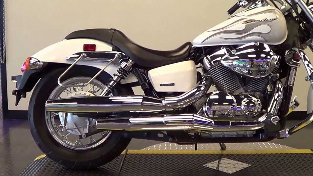 2009 Honda VT750DC Shadow Spirit #8