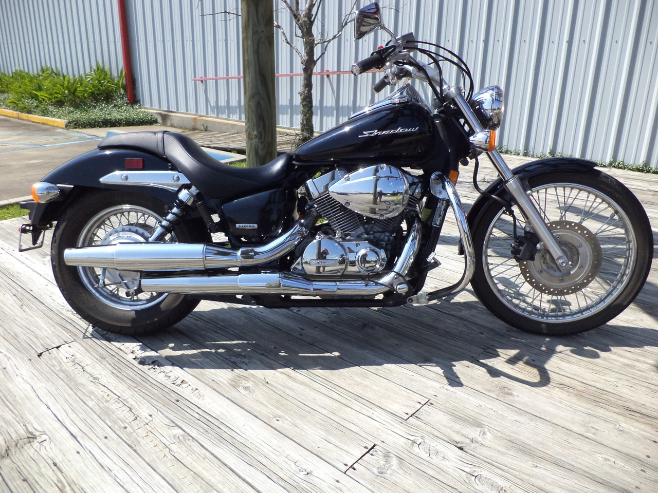 2009 Honda VT750DC Shadow Spirit #2
