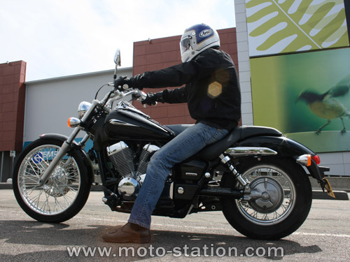 Honda VT750DC Shadow Spirit #2