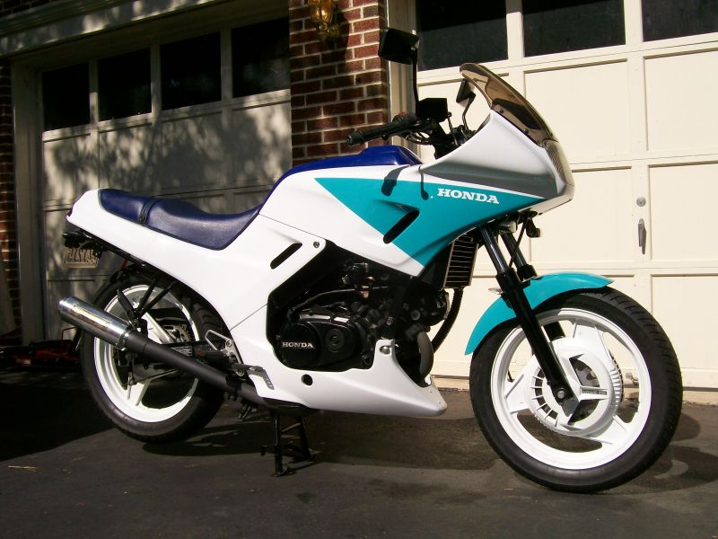 Honda VTR250 Interceptor #10