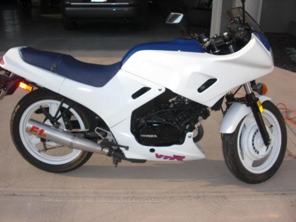Honda VTR250 Interceptor #3