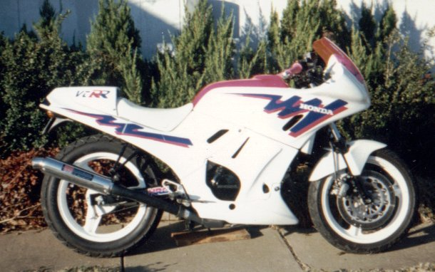 Honda VTR250 Interceptor #6