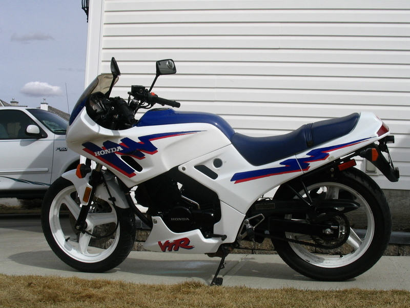 Honda VTR250 Interceptor #5