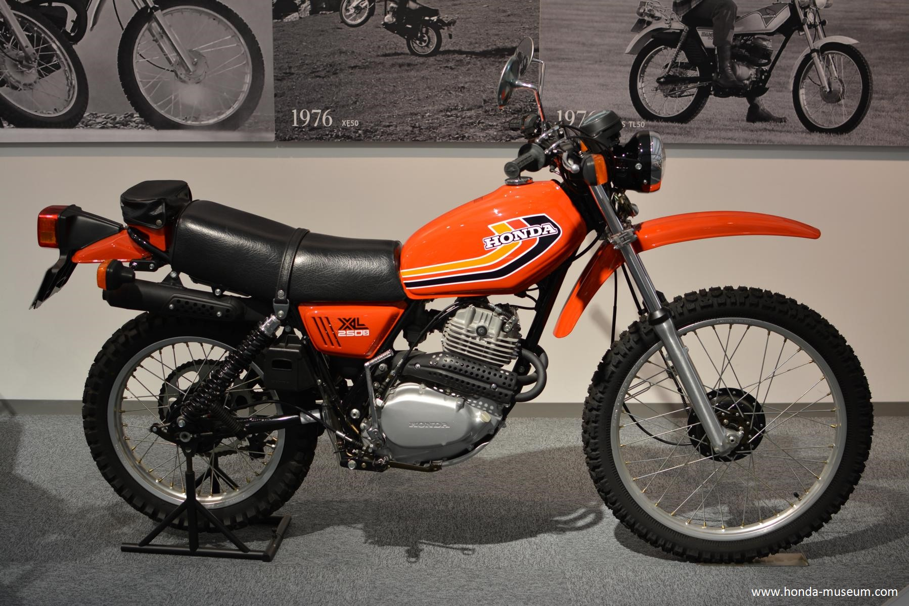 1981 Honda XL250S Photos, Informations, Articles - Bikes ... on