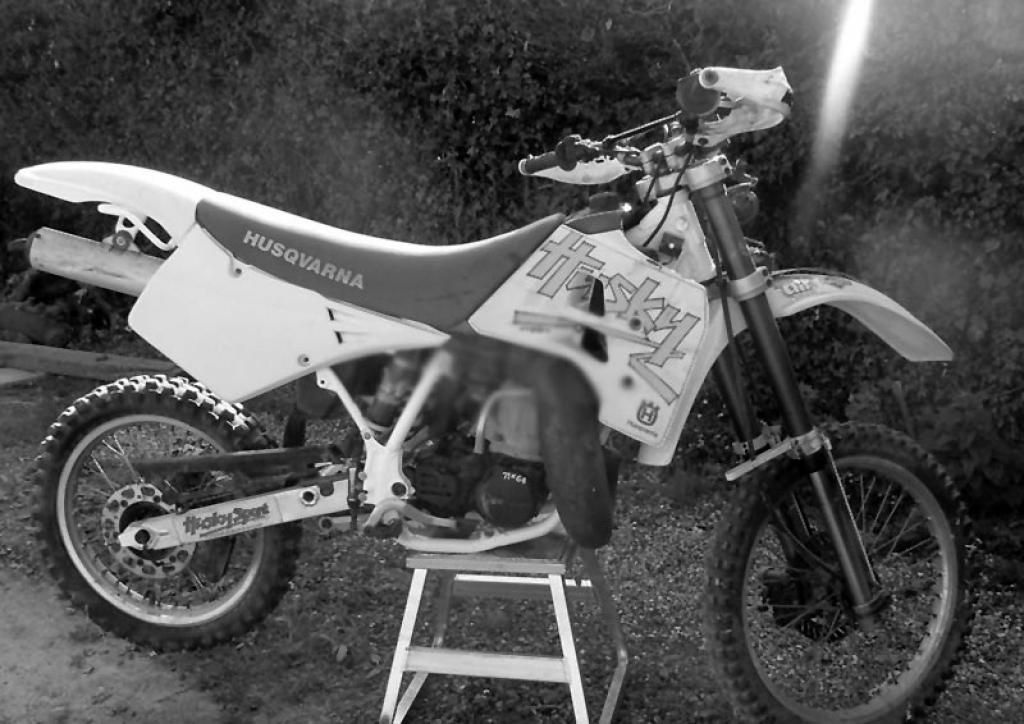 Husqvarna 610 TE (reduced effect) #1
