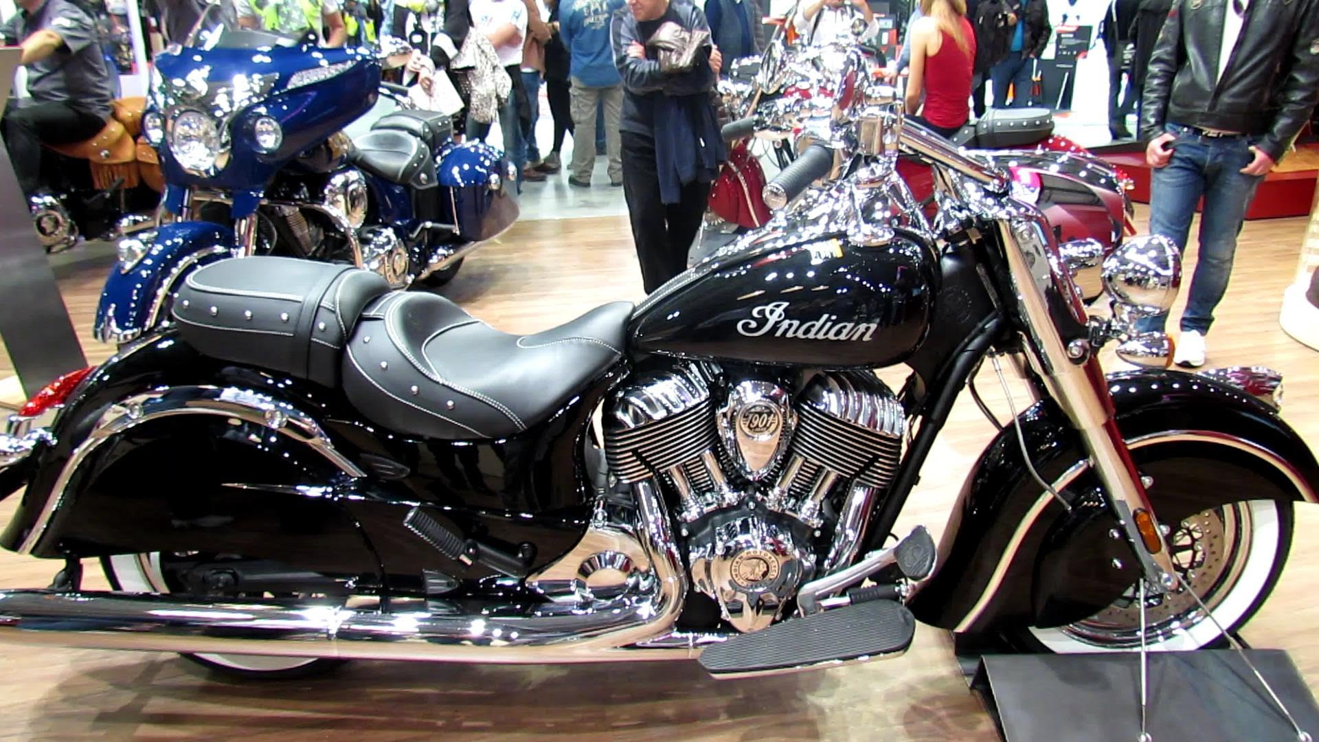 2013 Indian Chief Classic #7