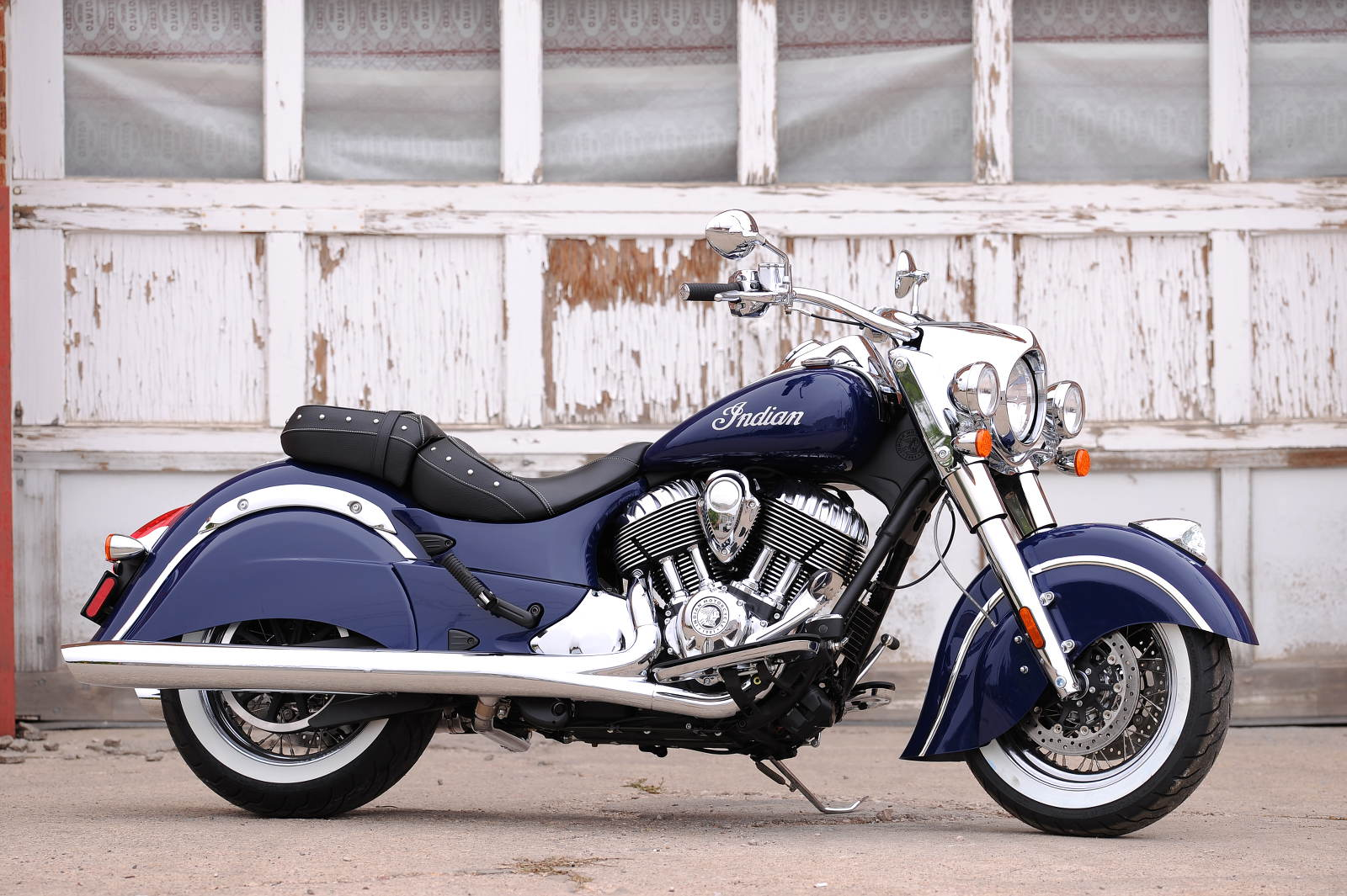 2013 Indian Chief Classic #6