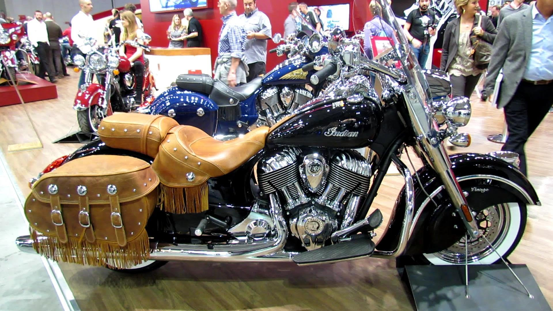 2013 Indian Chief Classic #5