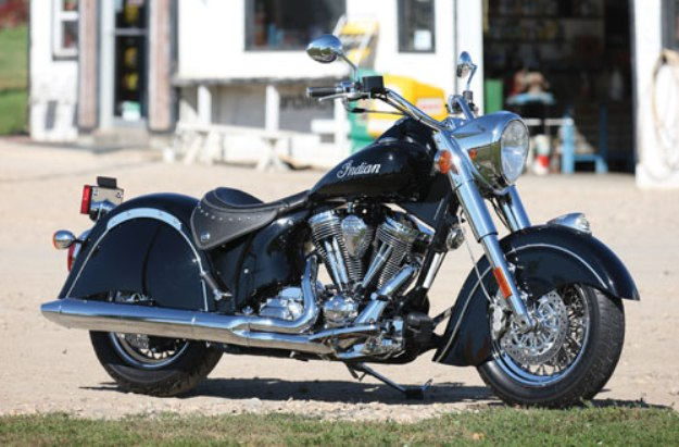 2013 Indian Chief Classic #4