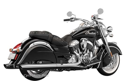 2013 Indian Chief Classic #10