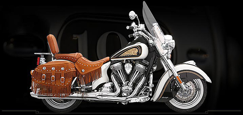 2013 Indian Chief Vintage #5