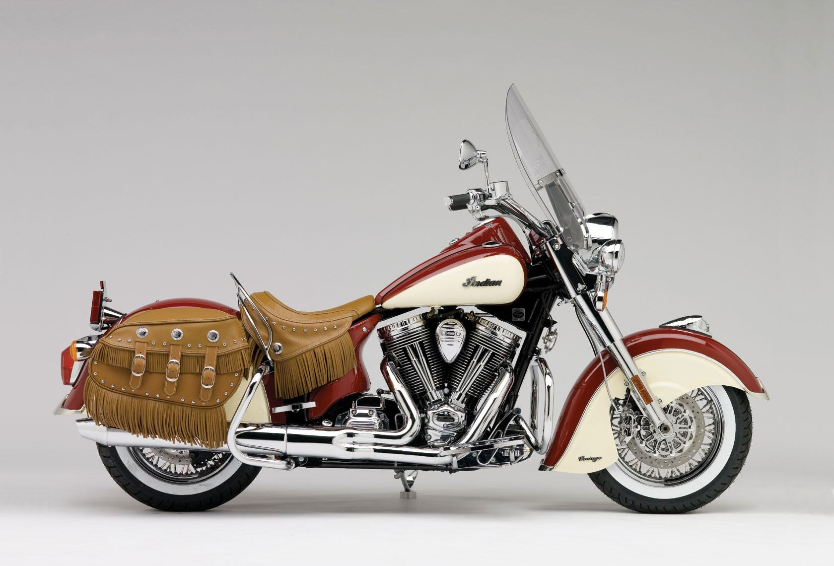 2013 Indian Chief Vintage #4
