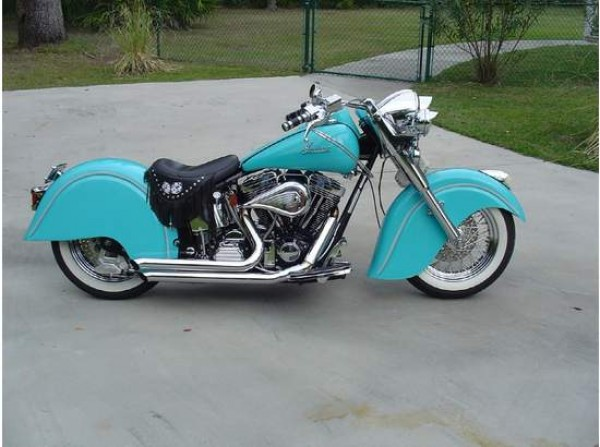 2013 Indian Chief Vintage #8