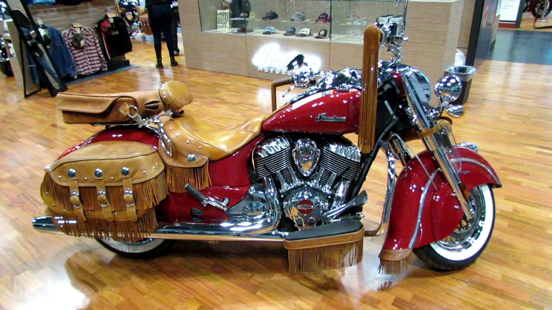2013 Indian Chief Vintage #10