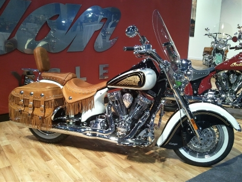2013 Indian Chief Vintage #3
