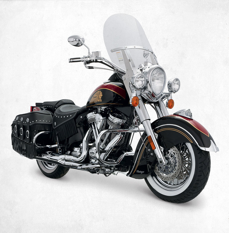 2013 Indian Chief Vintage #6