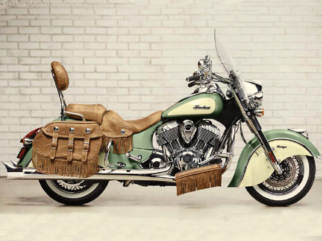 Indian Chief Vintage #3