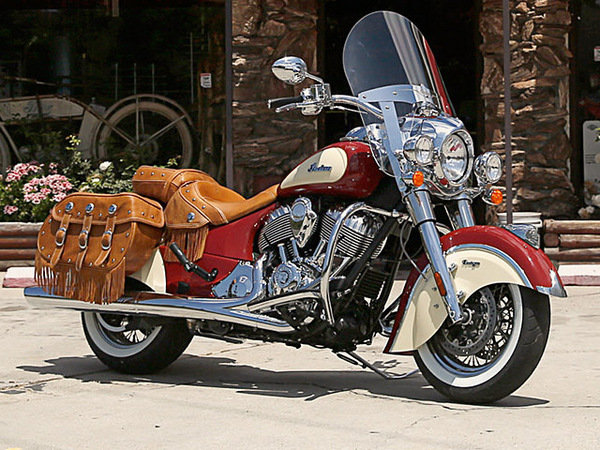 Indian Chief Vintage #1