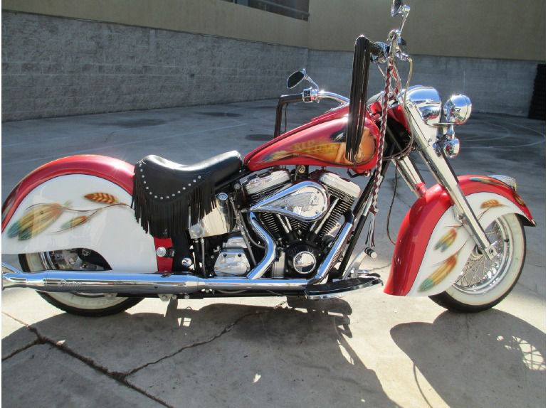 2001 Indian Chief #8
