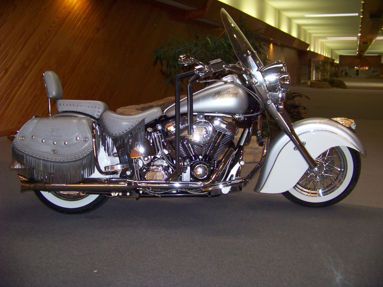 2001 Indian Chief #10