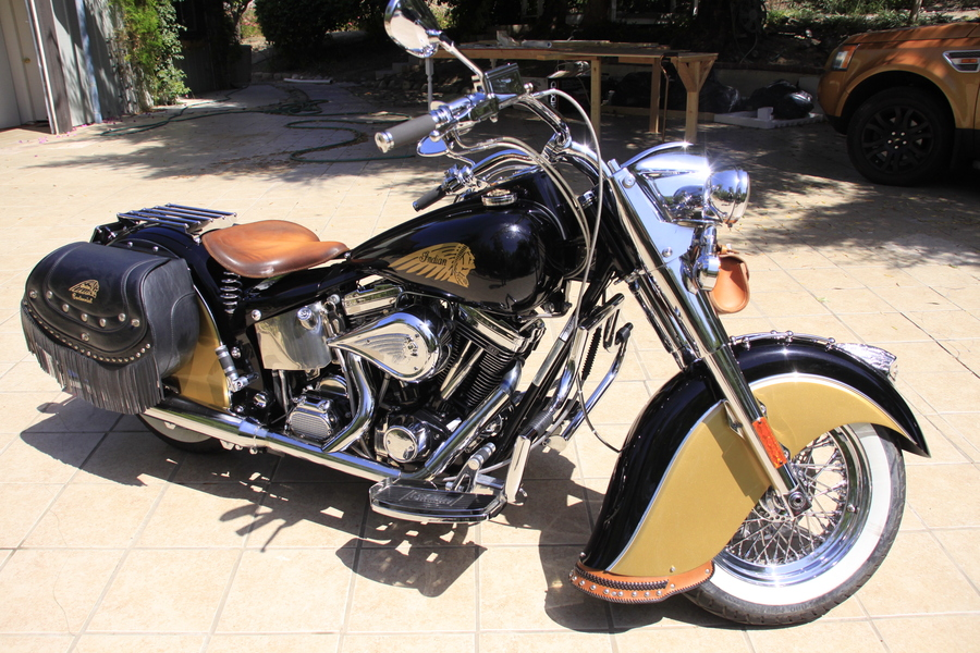 2001 Indian Chief #1