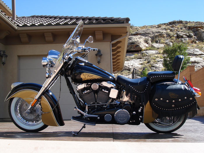 2001 Indian Chief #6