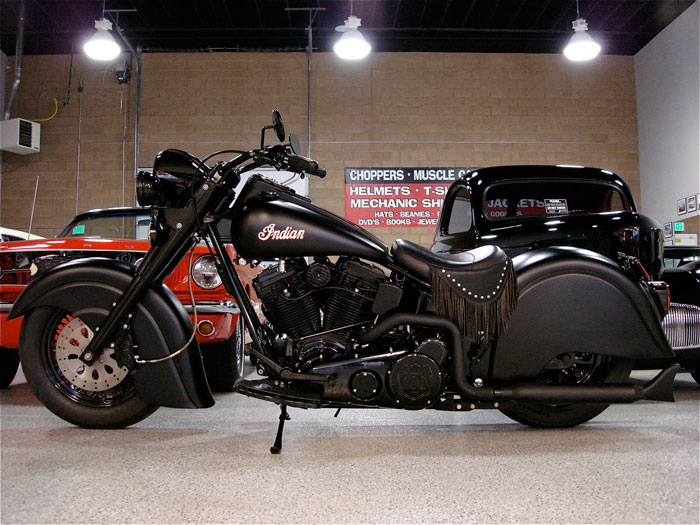 2001 Indian Chief #7